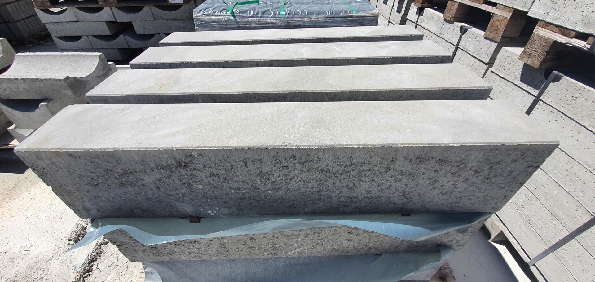 Krawęzniki betonowe