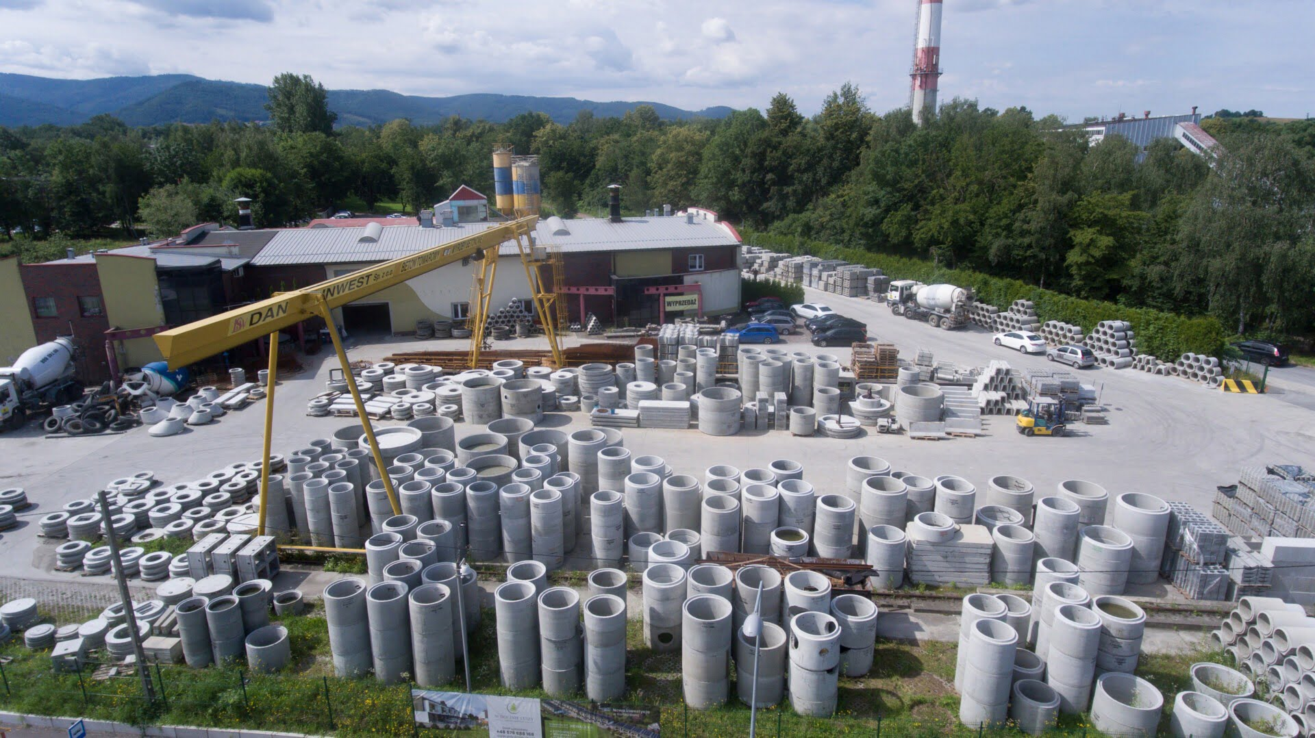 betoniarnia czechowice