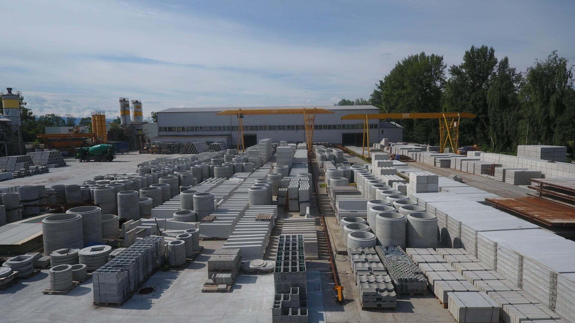 prefabrykaty betonowe czechowice